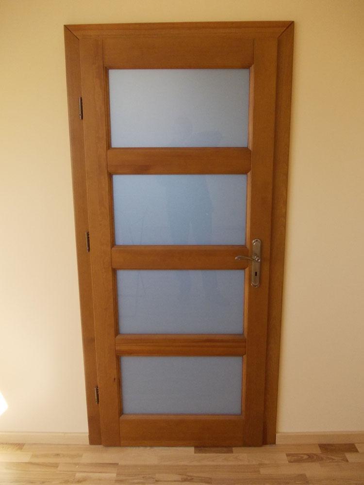 Fantastyczny Drzwi drewniane na wymiar - Stolarnia Tartak | TX83
